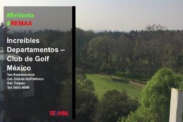 Foto de departamento en venta en san buenaventura 664, club de golf méxico, tlalpan, distrito federal, 2969404 No. 01