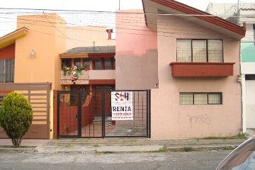 Foto de casa en renta en  , san josé mayorazgo, puebla, puebla, 1199601 No. 01