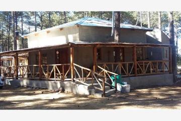 Foto de casa en venta en san juanito 00, san juanito centro, bocoyna, chihuahua, 0 No. 01