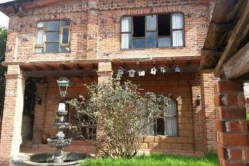 Foto de casa en renta en  , san lorenzo acopilco, cuajimalpa de morelos, distrito federal, 2079408 No. 01