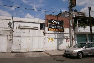 Foto de nave industrial en venta en  , san miguel, iztacalco, distrito federal, 1854308 No. 01