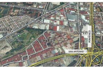 Foto de terreno habitacional en venta en  , san pedro de los pinos, álvaro obregón, distrito federal, 2800265 No. 01