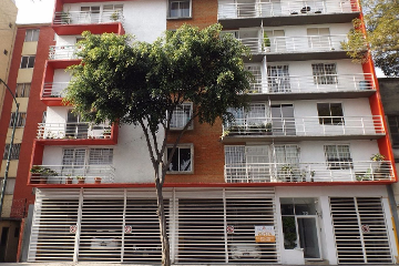 Foto de departamento en renta en  , san rafael, cuauhtémoc, distrito federal, 2811302 No. 01