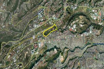 Foto de terreno habitacional en venta en  , santa fe, álvaro obregón, distrito federal, 2623037 No. 01