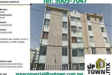 Foto de departamento en venta en  , santiago atepetlac, gustavo a. madero, distrito federal, 455257 No. 01