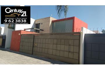 Foto de casa en renta en  , santiago momoxpan, san pedro cholula, puebla, 2931613 No. 01