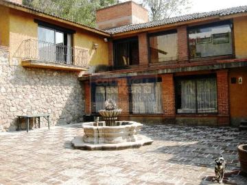 Foto de casa en venta en serrania 78, jardines del pedregal de san ángel, coyoacán, distrito federal, 219709 No. 01