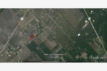 Foto de terreno habitacional en venta en sin nombre 000, paseo de los olivos, victoria, tamaulipas, 4604971 No. 01