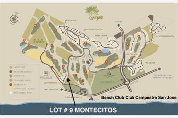 Foto de terreno habitacional en venta en sn 4, club de golf residencial, los cabos, baja california sur, 0 No. 01