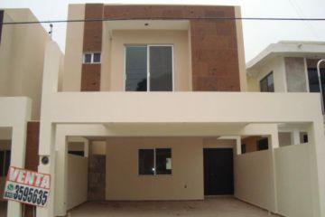 Foto de casa en venta en sor juana ines de la cruz 208, ampliación unidad nacional, ciudad madero, tamaulipas, 1487117 no 01