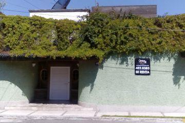 Foto de casa en renta en tamaulipas 70, las fuentes de puebla, puebla, puebla, 1712570 no 01
