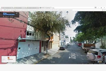 Foto de casa en venta en tokio 810, portales sur, benito juárez, distrito federal, 2786546 No. 01