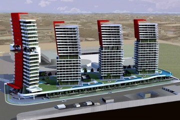 Foto de departamento en venta en torre 200 , centro sur, querétaro, querétaro, 1440573 No. 01