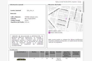Foto de casa en venta en torres adalid 1032, del valle norte, benito juárez, distrito federal, 0 No. 01