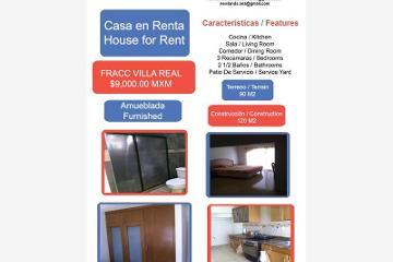 Foto de casa en renta en villa de la hacienda 1, villa real, irapuato, guanajuato, 2879740 No. 01