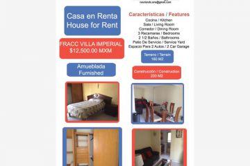 Foto de casa en renta en villa imperial 1, el campirano, irapuato, guanajuato, 1982728 no 01