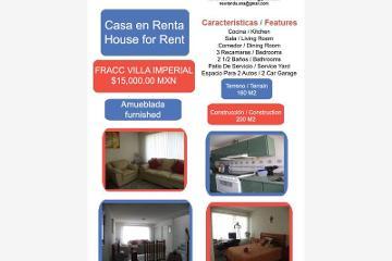 Foto de casa en renta en villa imperial 1, quinta villas, irapuato, guanajuato, 1994292 No. 01