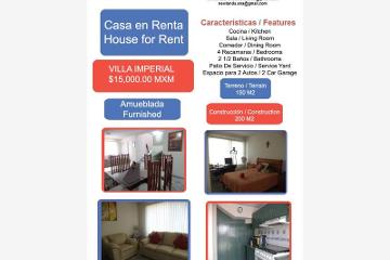 Foto de casa en renta en villa imperial 1, quinta villas, irapuato, guanajuato, 2092552 No. 01
