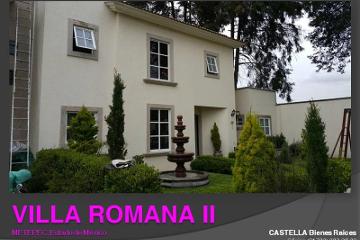 Foto de casa en venta en  1, villa romana, metepec, méxico, 2781711 No. 01