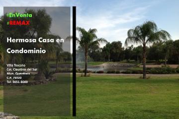 Foto de casa en condominio en venta en villa toscana 0, balvanera polo y country club, corregidora, querétaro, 2922277 No. 01