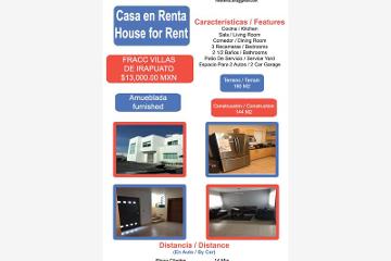 Foto de casa en renta en villas 1, villas de irapuato, irapuato, guanajuato, 2813320 No. 01