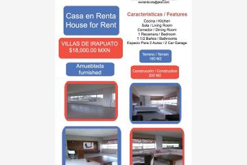 Foto de casa en renta en villas de irapuato 1, villas de irapuato, irapuato, guanajuato, 1994272 No. 01
