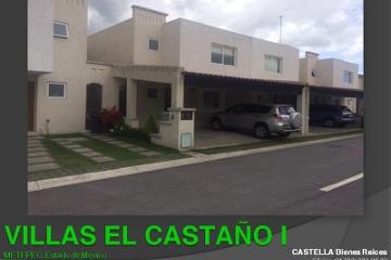 Foto de casa en venta en  1, el castaño, metepec, méxico, 2781364 No. 01