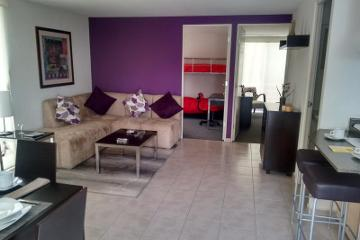 Foto de departamento en venta en  xx, nueva industrial vallejo, gustavo a. madero, distrito federal, 2678602 No. 01