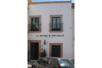 Foto principal de casa en venta en zacatecas centro 1255703.