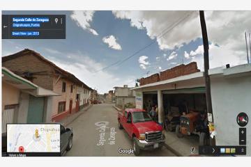 Foto de bodega en venta en zaragoza 1, chignahuapan, chignahuapan, puebla, 2696865 No. 01