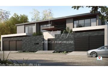 Foto de casa en venta en  , zona del valle, san pedro garza garcía, nuevo león, 2799175 No. 01