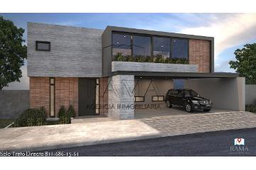 Foto de casa en venta en  , zona valle poniente, san pedro garza garcía, nuevo león, 2768960 No. 01