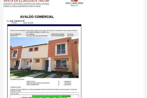 Foto de casa en venta en 0 0, bosques de querétaro, querétaro, querétaro, 12274225 No. 01