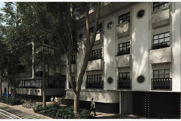 Foto de departamento en venta en 0 0, condesa, cuauhtémoc, df / cdmx, 12274703 No. 01