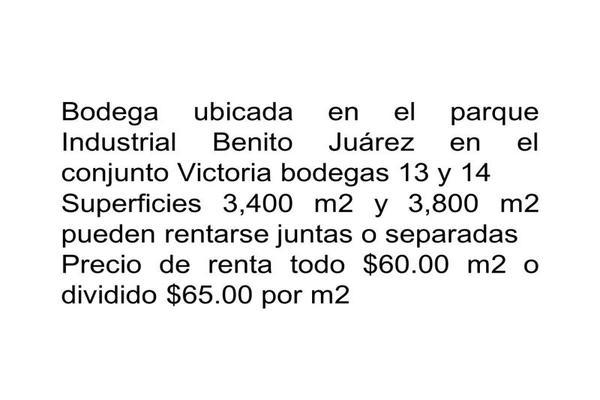 Foto de bodega en renta en 0 0, parque santiago, querétaro, querétaro, 7470167 No. 05