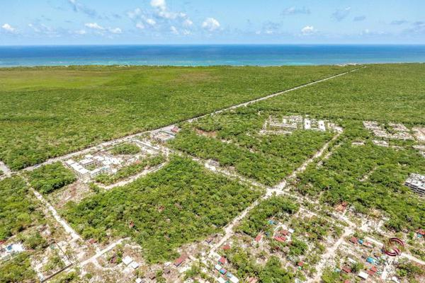Foto de terreno habitacional en venta en 0 0, tulum centro, tulum, quintana roo, 9293193 No. 02