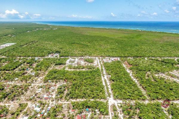 Foto de terreno habitacional en venta en 0 0, tulum centro, tulum, quintana roo, 9293193 No. 03