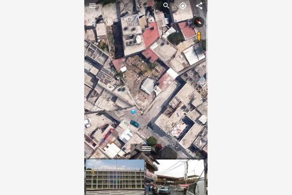Foto de terreno habitacional en venta en 0 485, lomas de la estancia, iztapalapa, df / cdmx, 6180217 No. 01