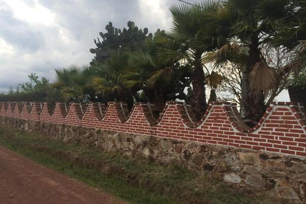 Foto de rancho en venta en avenida 0, aculco de espinoza, aculco, méxico, 2697815 No. 01