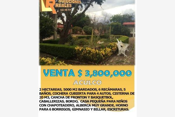 Foto de rancho en venta en avenida 0, aculco de espinoza, aculco, méxico, 2697815 No. 12