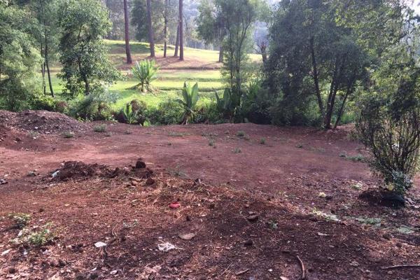 Foto de terreno habitacional en venta en ruta del bosque 0, avándaro, valle de bravo, méxico, 2708677 No. 01