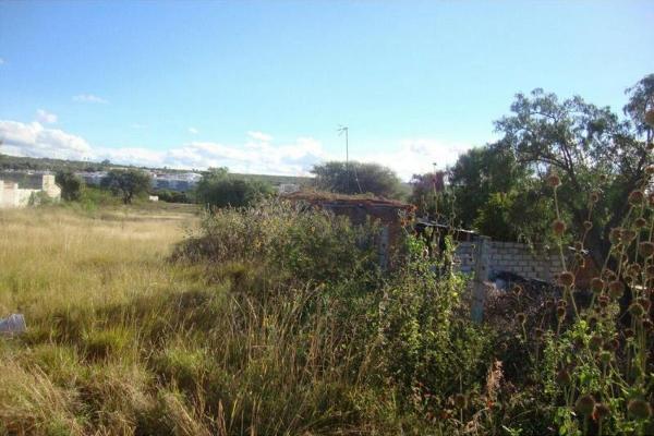 Foto de terreno habitacional en venta en sin nombre 0, cerro gordo, san juan del río, querétaro, 2667744 No. 04