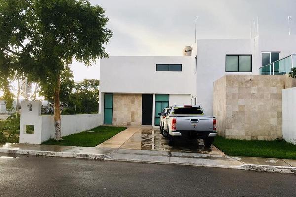 Foto de casa en renta en 0 , dzitya, mérida, yucatán, 8843519 No. 01