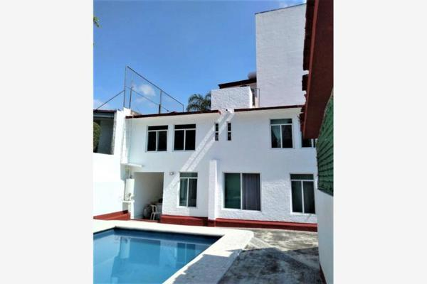 Foto de casa en venta en - 0, miraval, cuernavaca, morelos, 15849600 No. 01