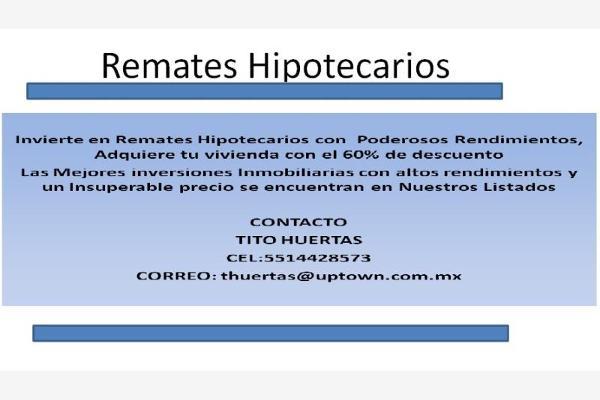 Foto de casa en venta en bosques de frambuesa 0, real del bosque, tultitlán, méxico, 2680863 No. 01