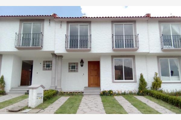 Foto de casa en venta en santiago tlaxomulco 0, santiago tlaxomulco centro, toluca, méxico, 2660106 No. 01
