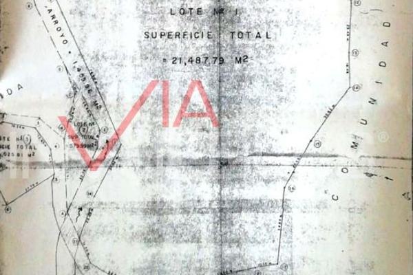 Foto de terreno industrial en venta en 00 00, el cercado centro, santiago, nuevo león, 0 No. 01