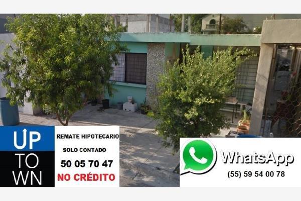 Foto de casa en venta en calle 4 00, la quinta, guadalupe, nuevo león, 3114194 No. 01