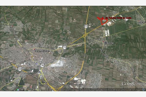 Foto de terreno industrial en venta en san martin texmelucan - tlaxcala 00, san gabriel popocatla, ixtacuixtla de mariano matamoros, tlaxcala, 2673205 No. 01