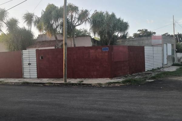 Foto de casa en venta en 000 , emiliano zapata ote, mérida, yucatán, 11425428 No. 01